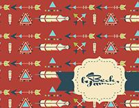 Textile/Surface Pattern Desing- ByBeck