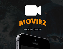 MOVIEZ (ios app concept)