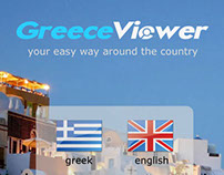 GreeceViewer travellers guide app
