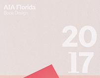 AIA Florida Book Design