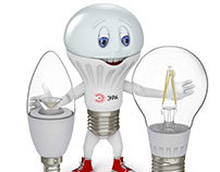 Eric - Mascot of ERA lighting brand