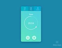 Day 269: Timer UI Design