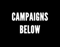 Campaigns Below