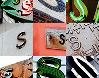 Finding Letterforms