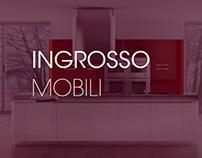 Ingrosso Mobili - Landing Page