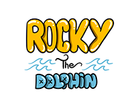 Rocky The Dolphin