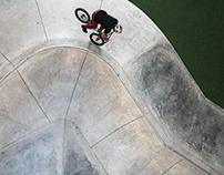 RedBull - BMX Athlete