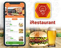 iRestaurant - Food Ordering App for Restaurants