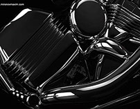 Chopper for Shutterstock