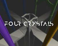 Four Crystals - Ludum Dare 37