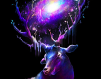 The Deer Traveler