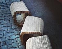 Adjustable stool