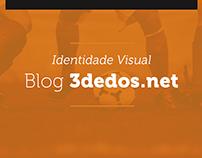 Identidade Visual | Blog 3.dedos.net