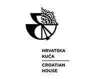 Visual identity Hrvatska kuća - Croatian house proposal