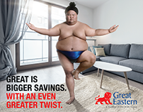 Great Eastern — Great Multiplier Savings Plan Pitch