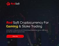 ICO Token sale Website for Gambling platform.