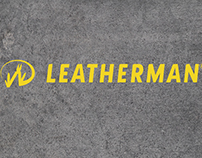 Leatherman Advertising Campaign