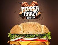 Quick Bacon & Pepper Crazy (Fred&Farid)