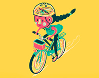 Aimless Biker