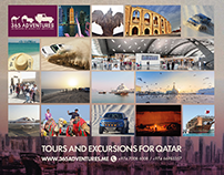 Tours & Excursions For Qatar (Qatar Tour Booklet 2017)