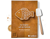 NetBox - gingerbread