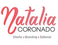 Natalia Coronado. Diseño gráfico