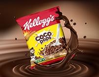 Kellogg's Flexi Bag Cereal
