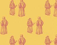 Monk Pattern Baldness