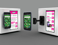 T-MOBILE SMARTPHONE WALL