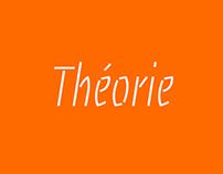 Théorie | Custom Typeface