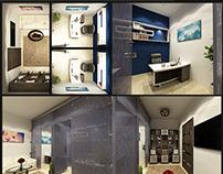 Interior Design & 3D Visualization -12