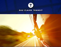 Eau Claire Transit Collateral & Advertising