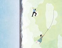 Addict-Culture -Editorial illustration
