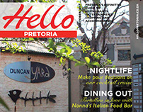 Hello Pretoria October Issue