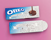 Oreo - Christmas Packs