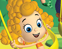 Bubble Guppies Covers - 2014