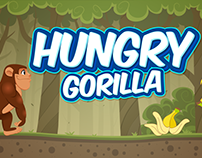 Hungry Gorilla - iOS Game