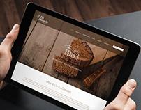 La Dorade - Website design