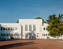 University buildings UNAL
