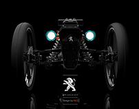 Peugeot concepts bike