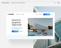 House4Crowd / UX/UI / Crowdfunding Platform