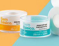 Bem Básico • Branding and Package Design
