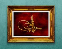 Tughra Calligraphy