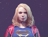 SUPER GIRL 3D