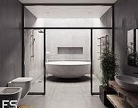 Visualization : Bath Room