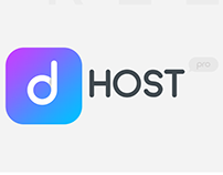 DHOST - FREE TEMPLEATS #free #freebies #халява #html