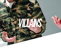 VILLAINS WINTER ´EIGHTEEN COLLECTION