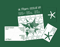 Branding Flarn
