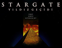 Stargate (1994) Turkish Poster Redesign