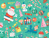 CHRISTMAS Repeat Prints